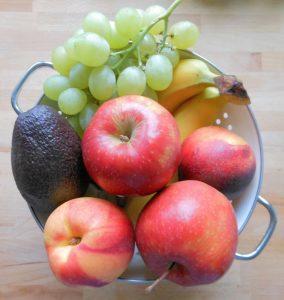 ovoce z lidlu